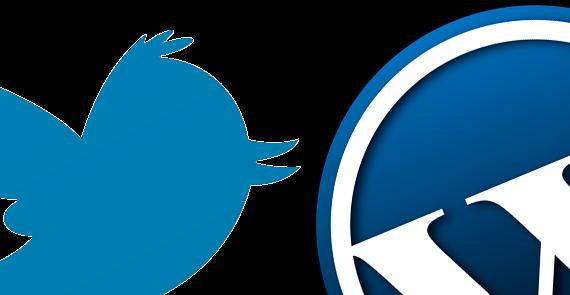Condividere gli articoli di Wordpress su Twitter